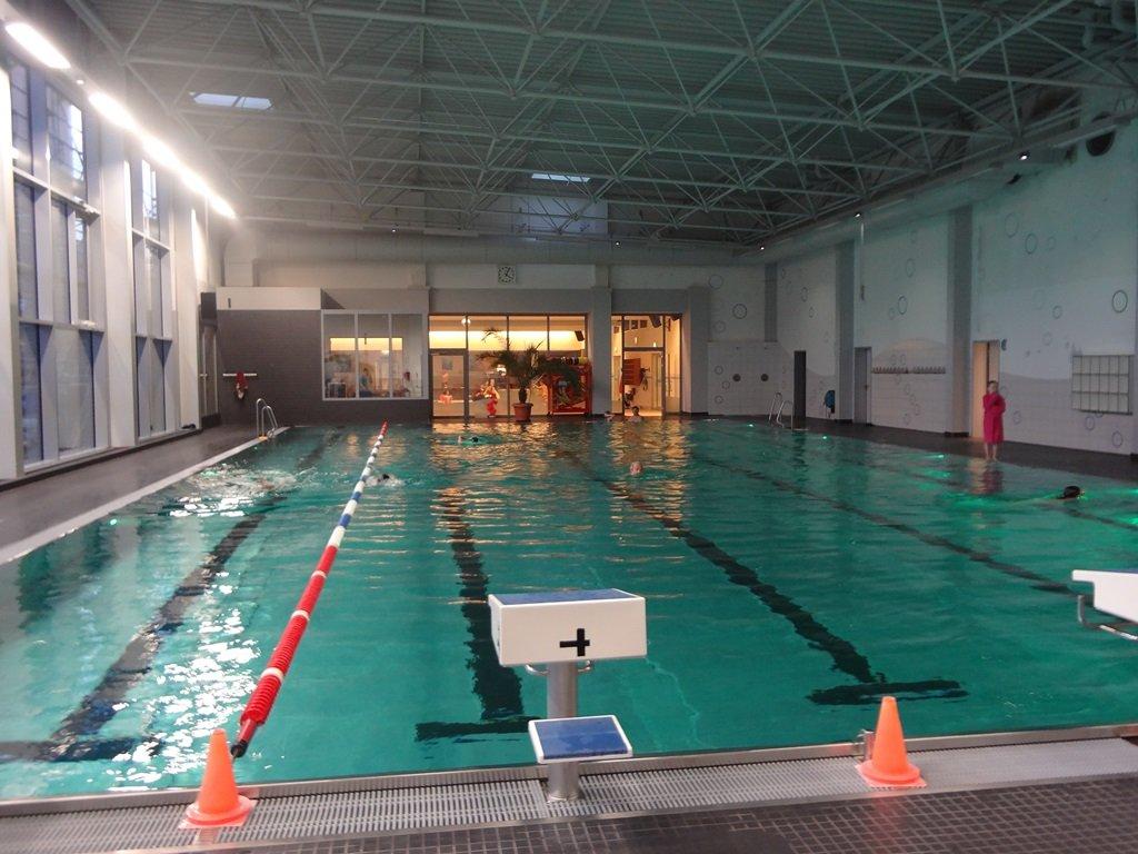 Schwimmhalle Wildau